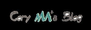 Cory Ma's Blog!